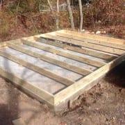 rhode island custom shed