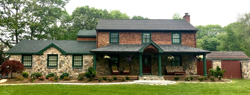 Front Elevation Completed